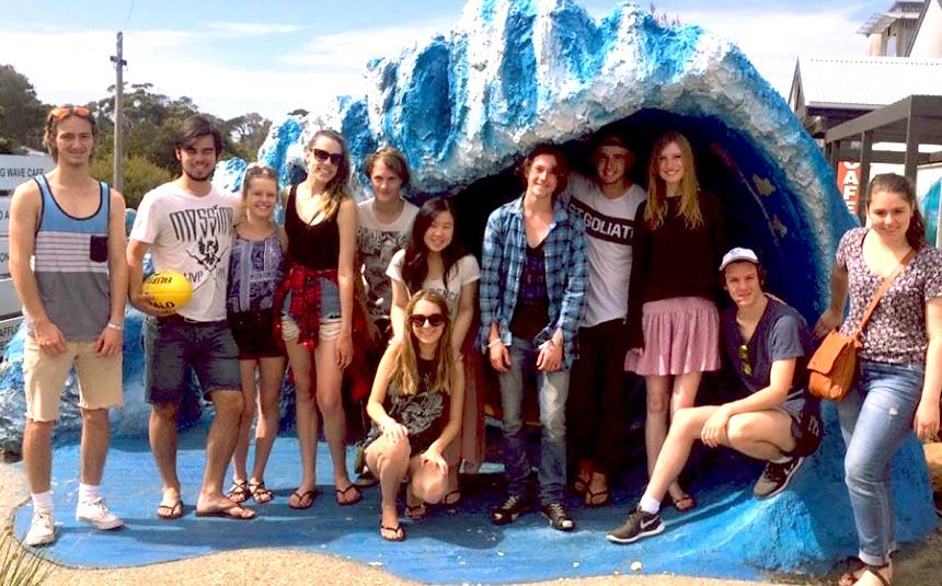 Schoolies At Phillip Island